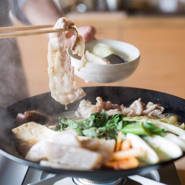 photo:へか – 日貫伝統 すき焼き –